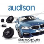 Upgrade sistem audio basic BMW