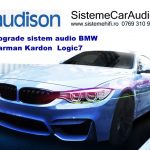 Upgrade sistem audio BMW Harman Kardon Logic7