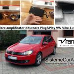 Amplificator 4 canale Plug&Play Vibe powerbox